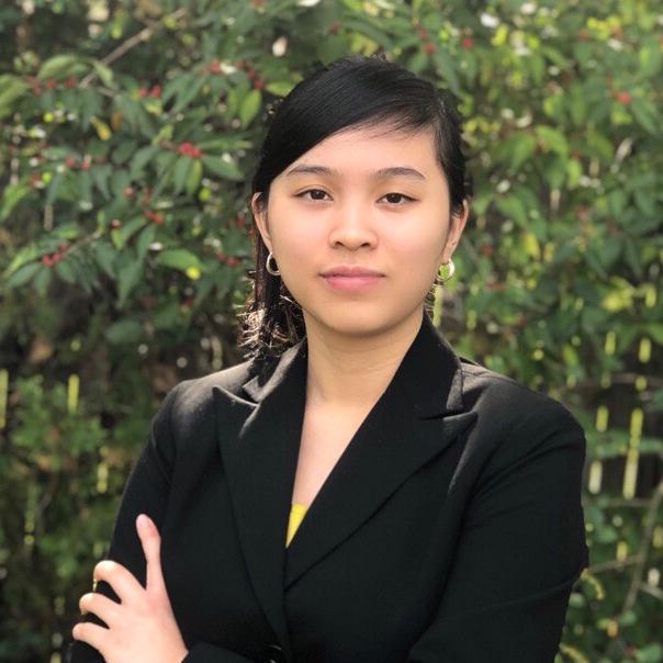 Portrait of Iris Wu