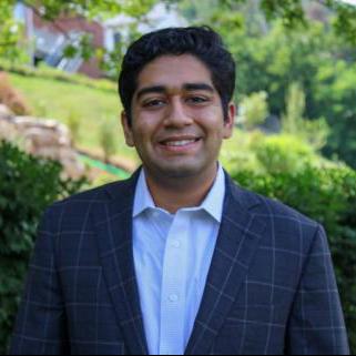 Portrait of Nabeel Raza